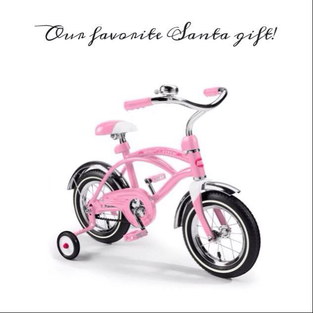 A Pink Bicycle!