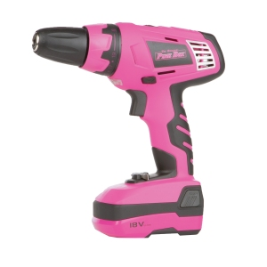 PB18VLI THE ORIGINAL PINK BOX CORDLESS DRILL TOOL 18 VOLT LITHIUM ION RECHARGEABLE BATTERY WOMAN WOMEN LADIES GIRL (5)