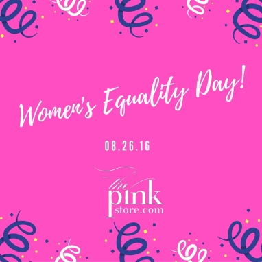 Women's Equality Day!